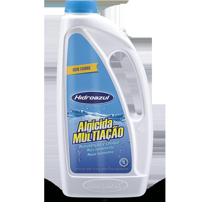 Algicida Multiação Hidroazul