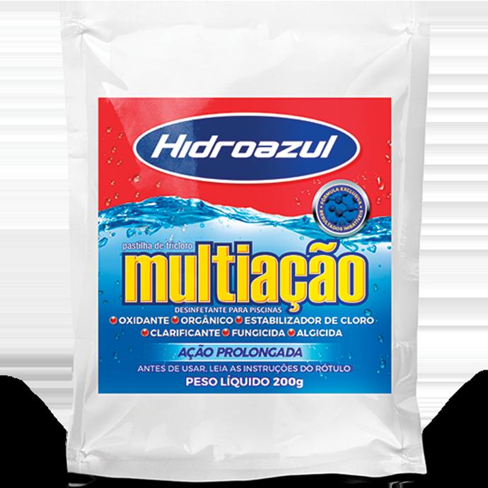 Pastilha Multiação Hidroazul